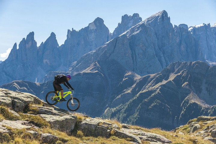 Dolomiti Lagorai Bike Grand Tour - 6 day MTB trip - Single trails ...