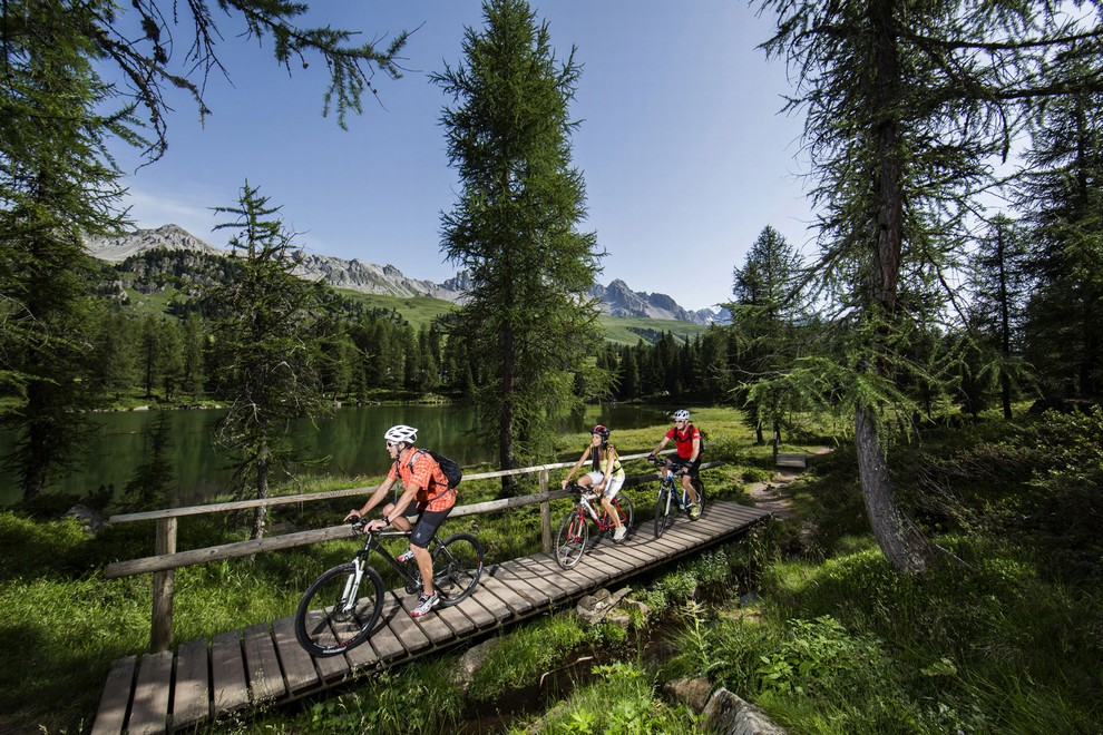 Mountain Biking Holidays Val Di Fa Tino Gps Bike Tracks Mtb Map Routes Cycle Als Hires Express Fiemme Hotels