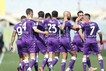 Fiorentina training camp