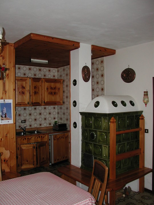 Holiday flat to rent in Moena, Dolomites, Trentino