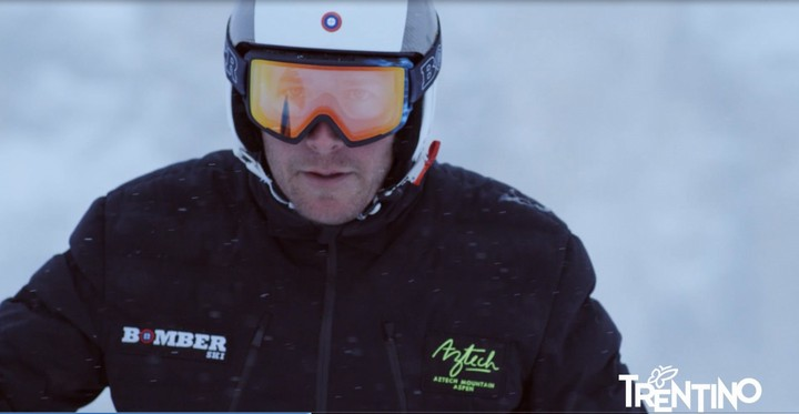 Bode Miller launches the winter season in Trentino from Val di Fassa