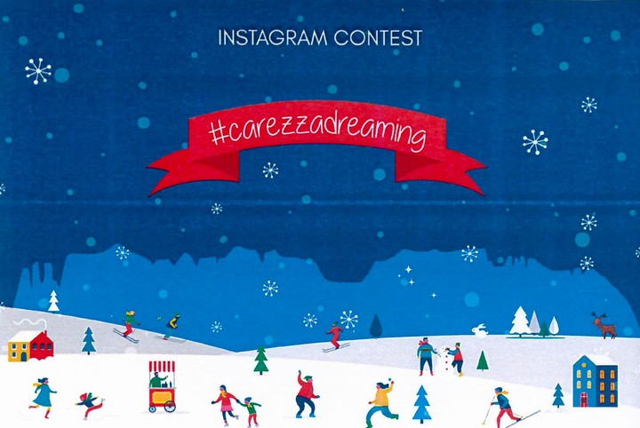 Snap and win with #Carezzadreaming