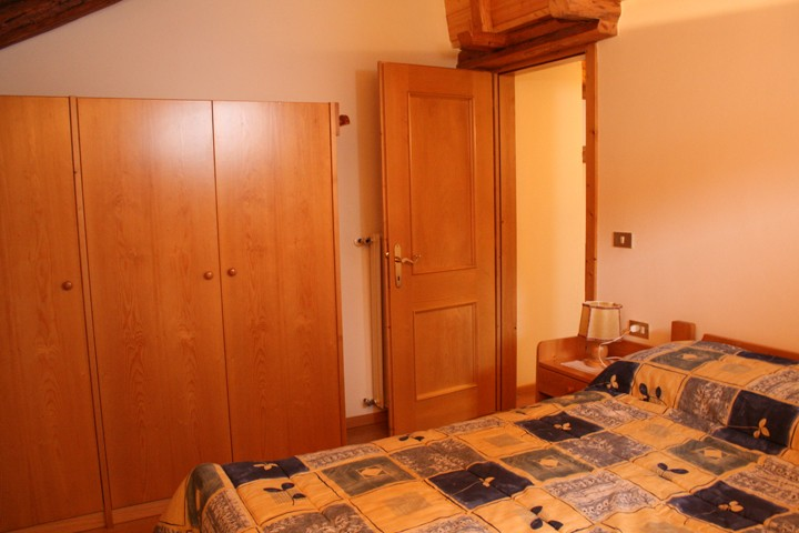 Holiday flats in Val di Fassa