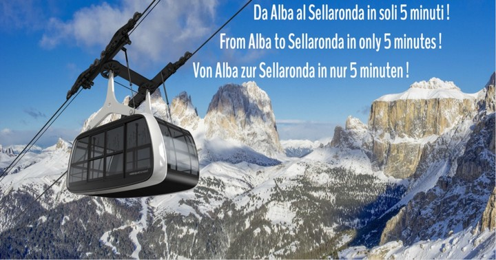Val di Fassa, good news for a first-rate winter on skis