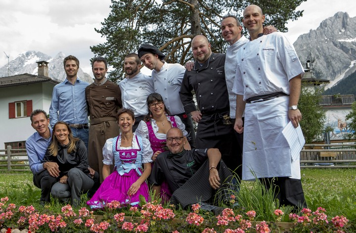 Fassa Fuori Men�: the open-air gourmet festival goes on stage...