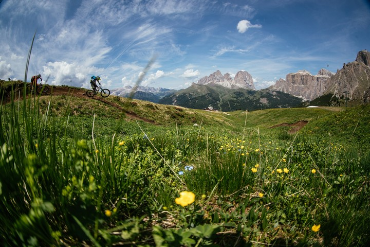"Countdown to the ""Met Val di Fassa Enduro World Series"""