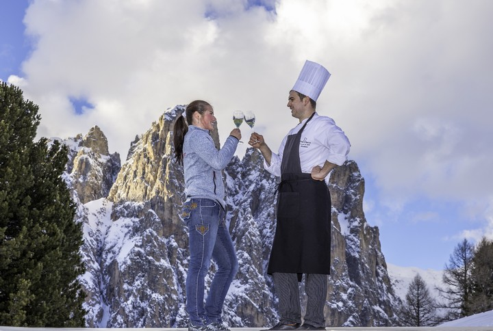 "First and last ""HappyCheese"" in Val di Fassa"