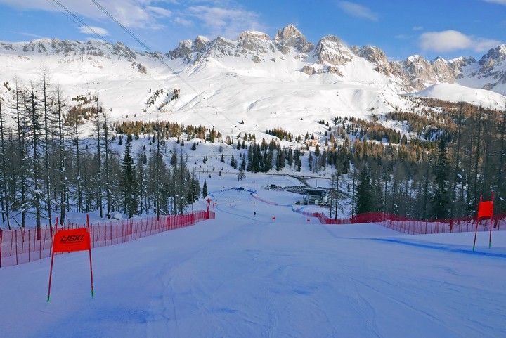 Three World Cup races in Val di Fassa